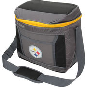 Pittsburgh Steelers Coleman 16-Can 24-Hour Soft-Sided Cooler