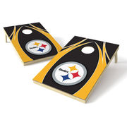 Pittsburgh Steelers 2' x 3' Logo Shield Tailgate Toss Game