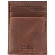 Pittsburgh Steelers Jack Mason Brand Legacy Multicard Wallet - Brown