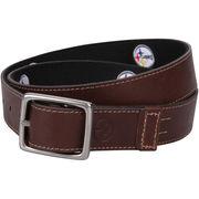 Pittsburgh Steelers Jack Mason Brand Reversible Belt