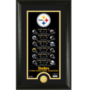 Pittsburgh Steelers Highland Mint Legacy 14