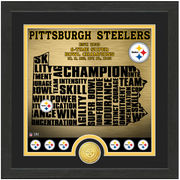 Pittsburgh Steelers Highland Mint State Photomint