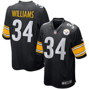 DeAngelo Williams Pittsburgh Steelers Nike Youth Game Jersey - Black