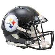 Riddell Pittsburgh Steelers Revolution Speed Full-Size Authentic Football Helmet