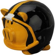 Pittsburgh Steelers Helmet Piggy Bank
