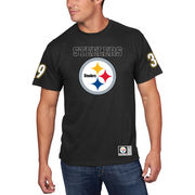 Pittsburgh Steelers Majestic Ready For It T-Shirt - Black
