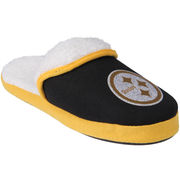 Pittsburgh Steelers Women's Glitter Patch Slippers
