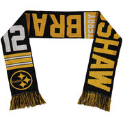 Terry Bradshaw Pittsburgh Steelers Retired Player Acrylic Scarf