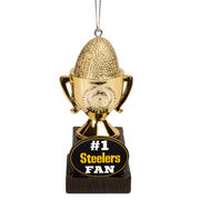 Pittsburgh Steelers Trophy Ornament