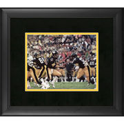Terry Bradshaw Pittsburgh Steelers Fanatics Authentic Framed Autographed 8