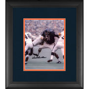Dick Butkus Chicago Bears Fanatics Authentic Framed Autographed 8