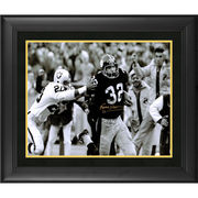 Franco Harris Pittsburgh Steelers Fanatics Authentic Framed Autographed 16