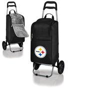 Pittsburgh Steelers Cart Cooler - Black