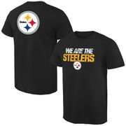 Pittsburgh Steelers Statement T-Shirt - Black