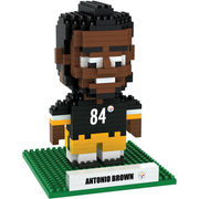 Antonio Brown Pittsburgh Steelers 3D Player BRXLZ Puzzle