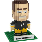 Ben Roethlisberger Pittsburgh Steelers 3D Player BRXLZ Puzzle