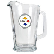 Pittsburgh Steelers 60oz. Glass Pitcher