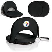 Pittsburgh Steelers Oniva Stadium Seat - Black