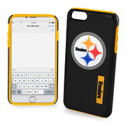 Pittsburgh Steelers Bold Dual Hybrid iPhone 7 Case