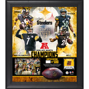Pittsburgh Steelers Fanatics Authentic Framed 15