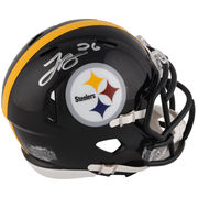 Le'Veon Bell Pittsburgh Steelers Fanatics Authentic Autographed Riddell Speed Mini Helmet