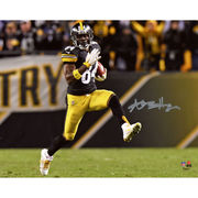 Antonio Brown Pittsburgh Steelers Fanatics Authentic Autographed 8'' x 10'' High Step Photograph