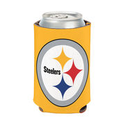 Pittsburgh Steelers WinCraft 12oz. Logo Can Cooler