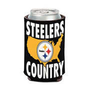 Pittsburgh Steelers WinCraft 12oz. Slogan Can Cooler