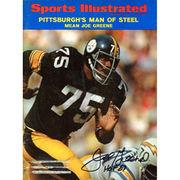 Joe Greene Pittsburgh Steelers Fanatics Authentic Autographed 1971