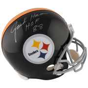 Jack Ham Pittsburgh Steelers Fanatics Authentic Autographed Riddell Replica Helmet with