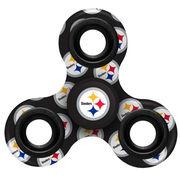 Pittsburgh Steelers Logo Three-Way Fidget Spinner