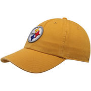 Pittsburgh Steelers '47 Brand Cleanup Adjustable Hat - Gold