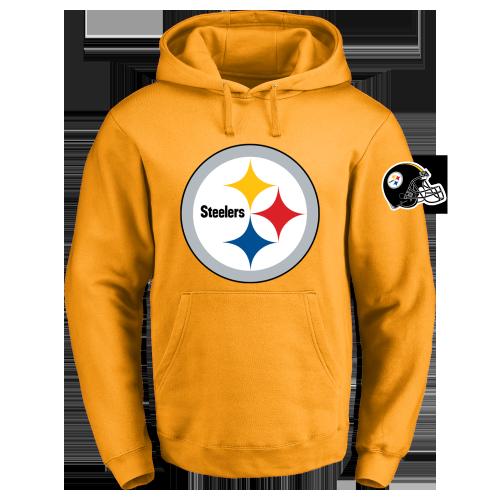 Men's Pittsburgh Steelers Design Your Own Hoodie