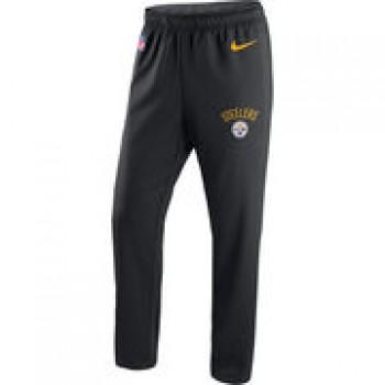Pittsburgh Steelers Nike Circuit Sideline Performance Pants - Black