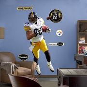 Pittsburgh Steelers #86 Hines Ward Player Fathead