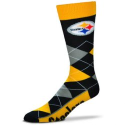 Pittsburgh Steelers Crew Socks