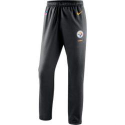 Pittsburgh Steelers Nike Team Logo Black Performance Pants