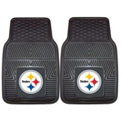 Steelers Car Mat Set