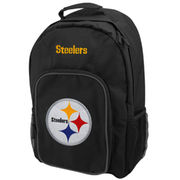 Pittsburgh Steelers Southpaw Backpack - Black
