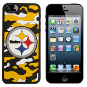 Pittsburgh Steelers Camouflage iPhone 5 Hard Case