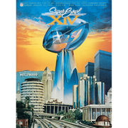 Fanatics Authentic 1980 Steelers vs. Rams 22