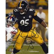 Jarvis Jones Pittsburgh Steelers Fanatics Authentic Autographed 8