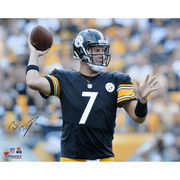 Ben Roethlisberger Pittsburgh Steelers Fanatics Authentic Autographed 16