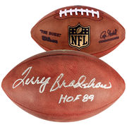 Terry Bradshaw Pittsburgh Steelers Fanatics Authentic Autographed Wilson Pro Football