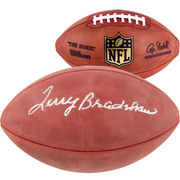 Terry Bradshaw Pittsburgh Steelers Fanatics Authentic Autographed Duke Pro Football