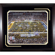 2005 Pittsburgh Steelers Fanatics Authentic Deluxe Framed Autographed 20