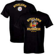 Pittsburgh Steelers Youth What's My Name T-Shirt - Black