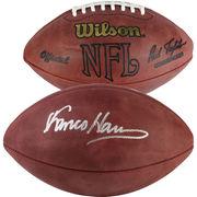 Franco Harris Pittsburgh Steelers Fanatics Authentic Autographed Pro Football