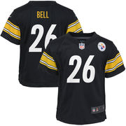 Le'Veon Bell Pittsburgh Steelers Nike Toddler Game Jersey - Black