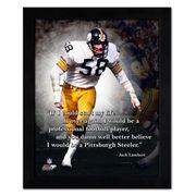 Jack Lambert Pittsburgh Steelers 18